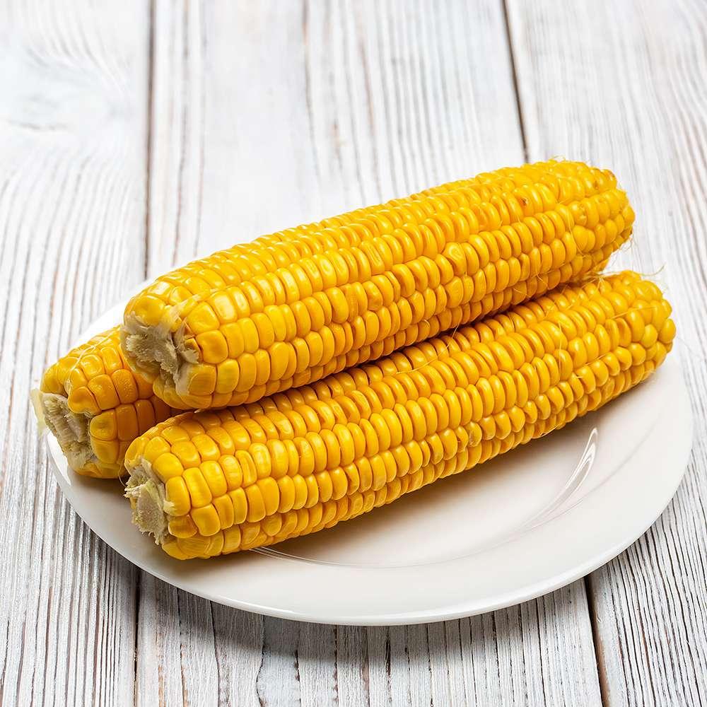 кукуруза отварная шт