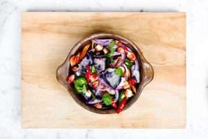 Правильный выбор овощей