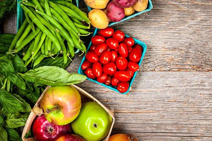 На что обратить внимание при покупке овощей?