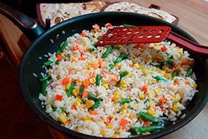 Секреты приготовления риса